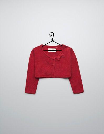 ccdbcb540 Nicole cardigan wool bolero