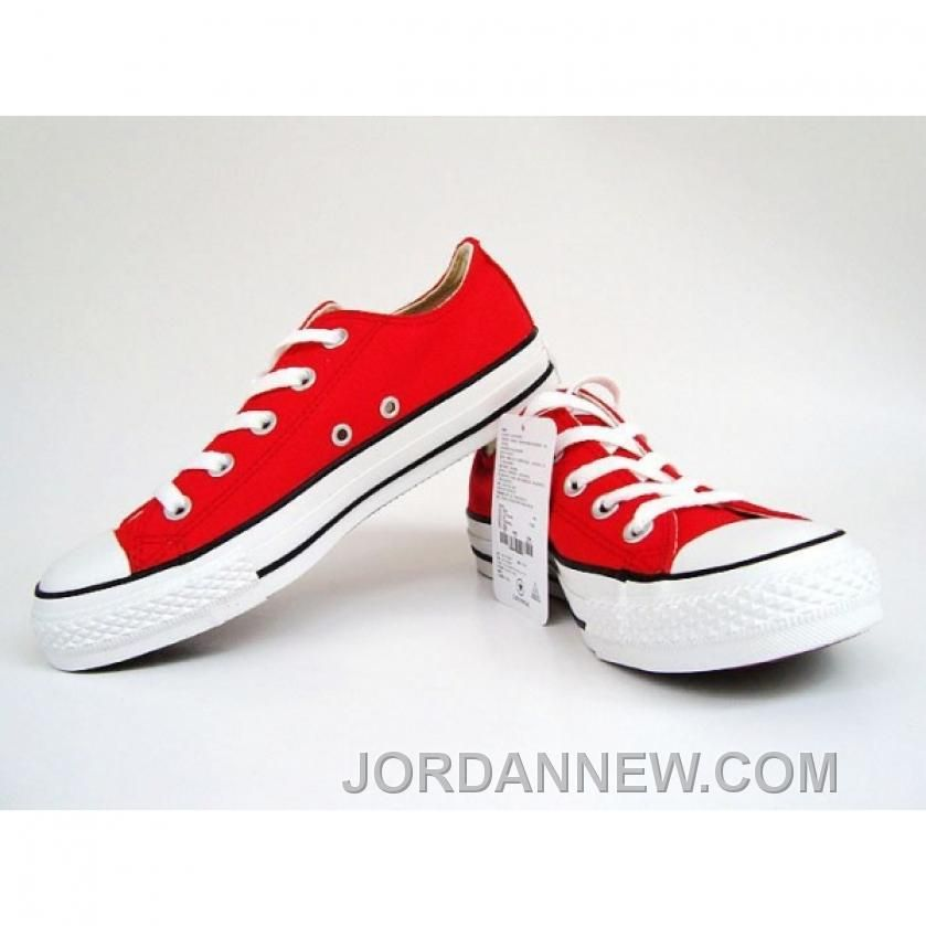 Http Www Jordannew Com Converse All Star Zipper Red Shoes Lastest