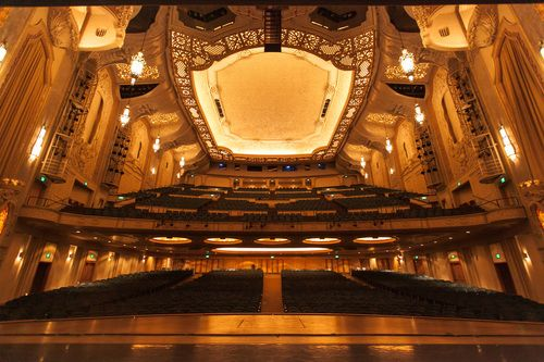 Arlene Schnitzer Concert Hall Portland Oregon Inside Theatres - Arlene schnitzer concert hall portland oregon