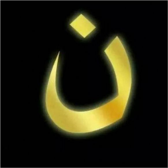 Repin And Change Your Profile Pictures To This Symbol N For