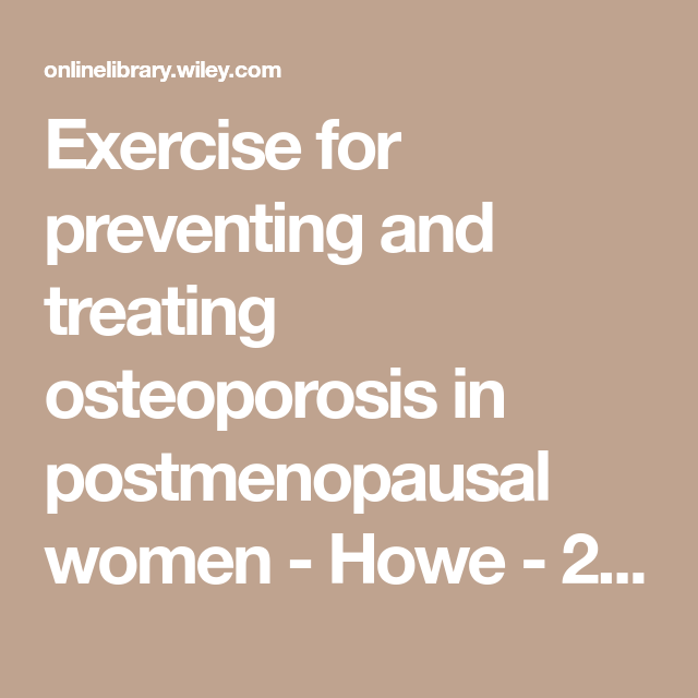 22+ Prevention and treatment of postmenopausal osteoporosis ideas
