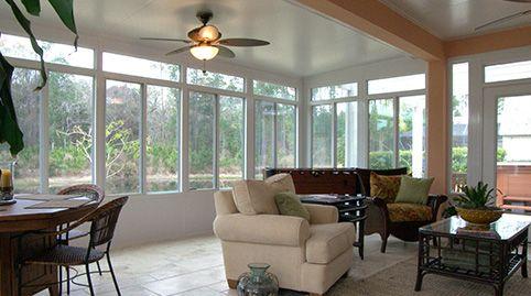 Glass Sunroom Enclosures Florida Room Glass Room Sunroom