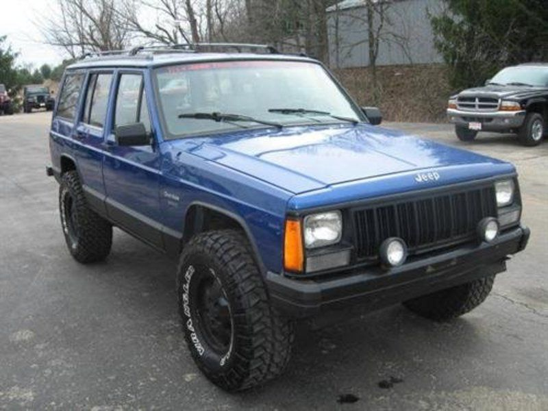 79 Cherokee Chief Wt On 42 Inch Meats Jeep Xj Jeep Wagoneer
