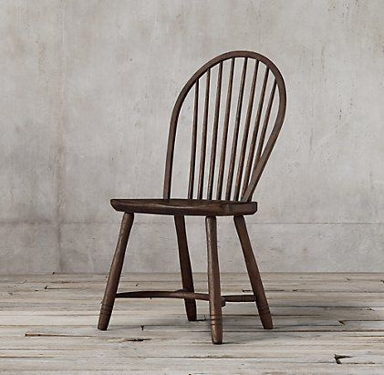 Replacement Dining Chairs 18th C Bow Back Windsor Chair