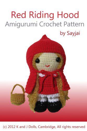 Red Riding Hood Amigurumi Crochet Pattern Crochet Amigurumi