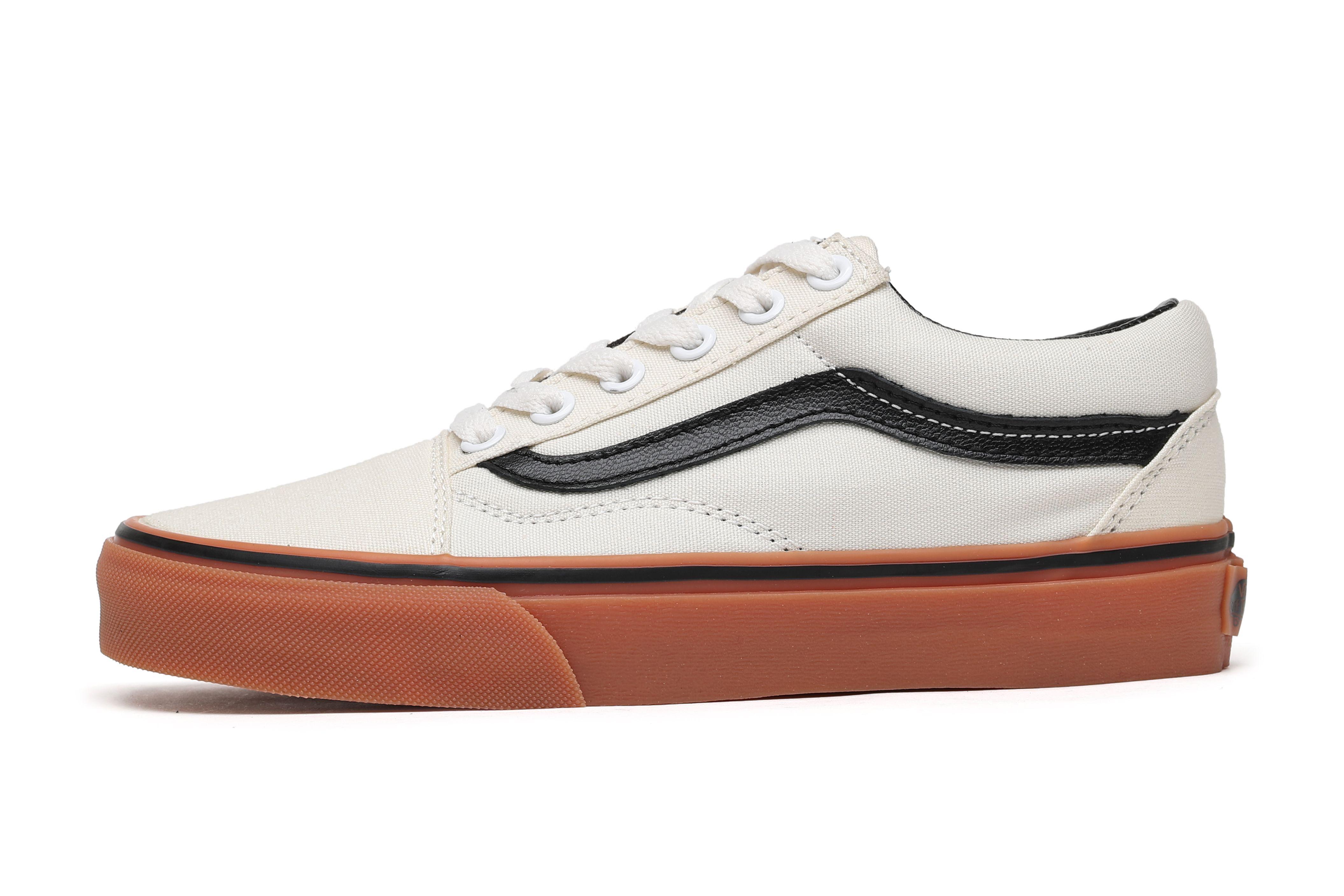 Vans Old Skool White VNOOO1G16 Skate Shoe For Sale #Vans