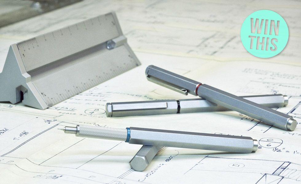 Apollo Technical Pen & Tri-Scale | GearHungry