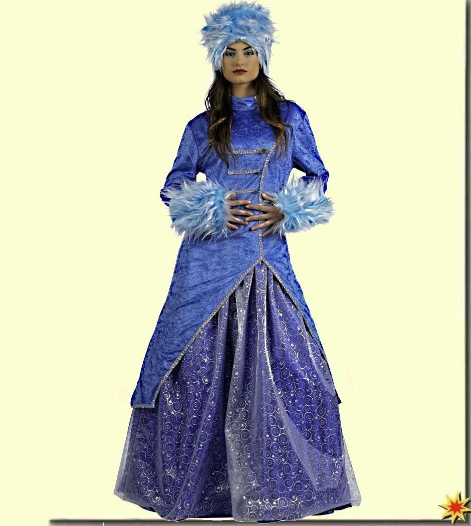 ausgefallenes Kostüm Schneekönigin (mit Bildern ...