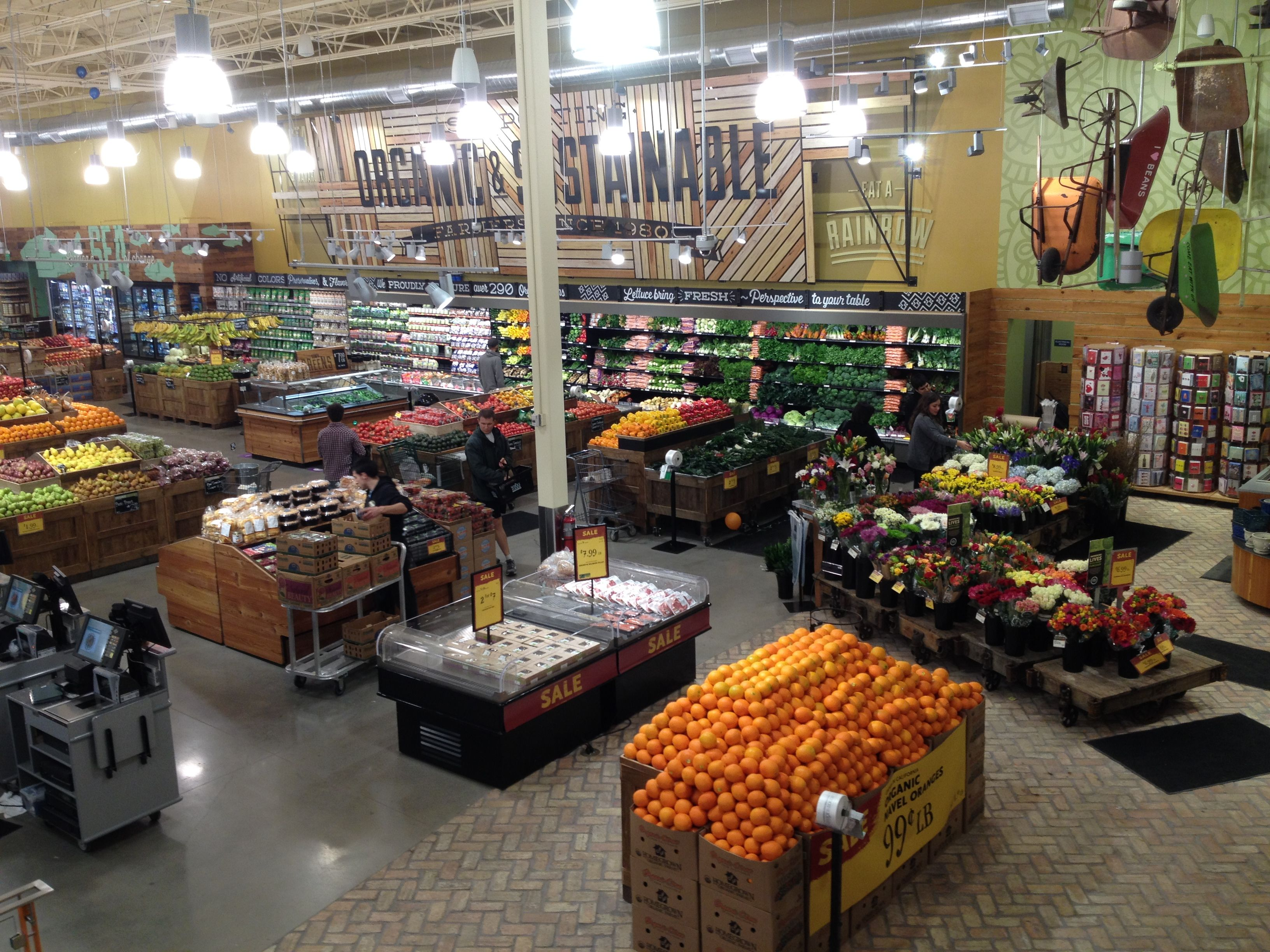 ATX Business Whole Foods Domain Enjoys RecordBreaking
