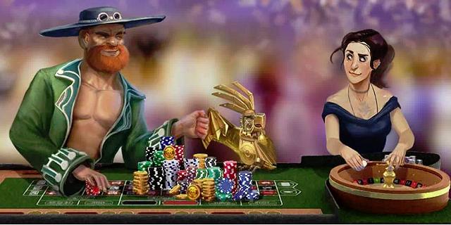 Как заработать деньги в интернете в казино видео