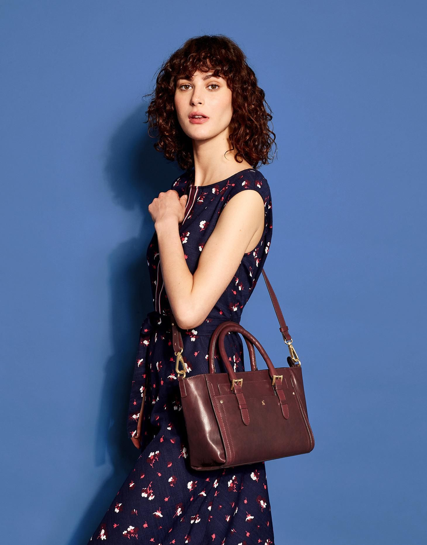 Hathaway Mini Leather Everyday Bag in 2019  8a1196ebb274f
