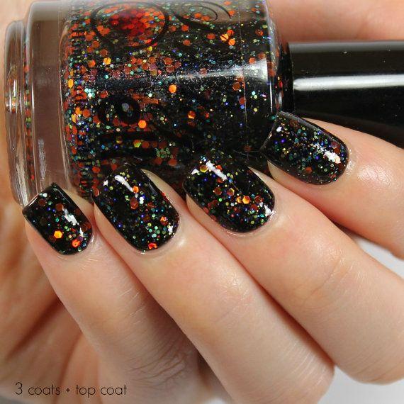 Pin by Kayla Martinez on nails and nail polish | Fall nail ...