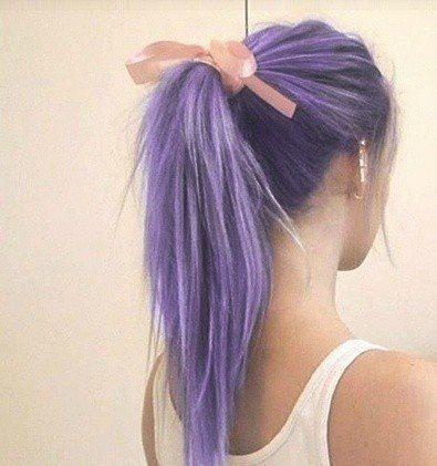 Mermaid Hairstyles Lovely Lavender  Pinterest  Pinterest Hairstyles Hair Coloring