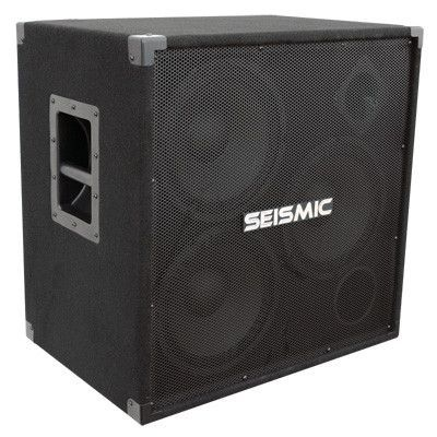 3x10 Bass Guitar Speaker Cabinet Bass Sound Stage Metal Grill