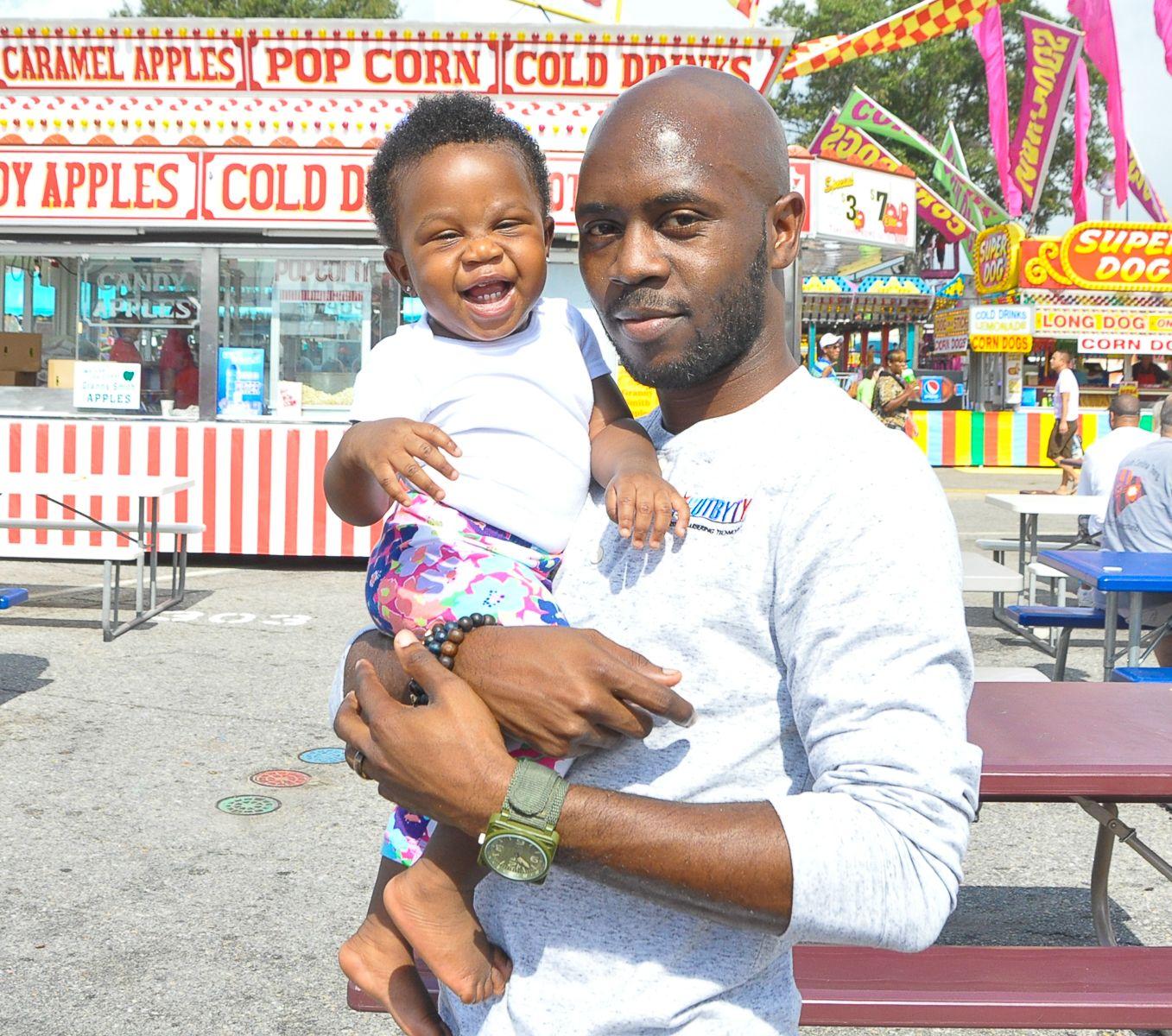 2014 #SCSTATEFAIR #MadisonGraceWilliams #Fatherhood