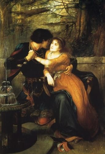 Paolo and Francesca-1914-Edward Charles Halle