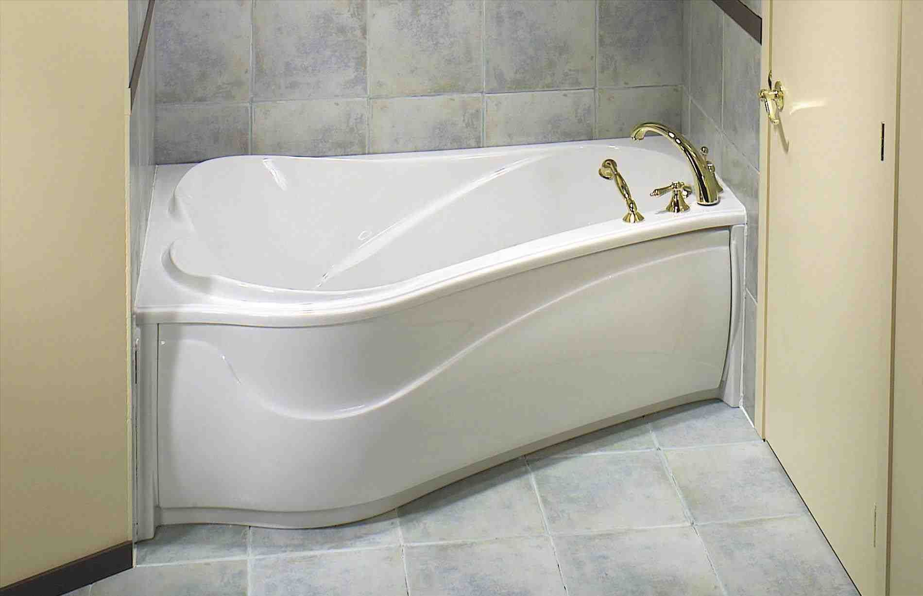 This corner soaking tub shower combo - awesome bathtub shower combo ...