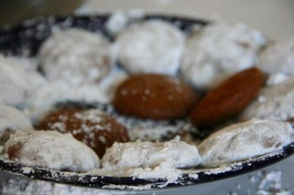 High Nutrition/Low Bullshit: Childproof Vegan Holiday Pfeffernüsse Cookies- Foodie Underground