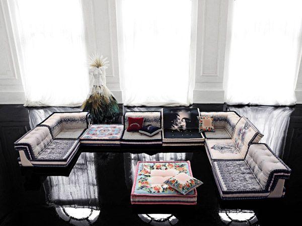 Roche Bobois | interiors | Pinterest | Divani, Arredamento and Divano