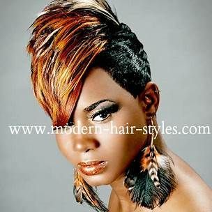 27 Pieces Black Short Hairstyles #27piecehairstyles