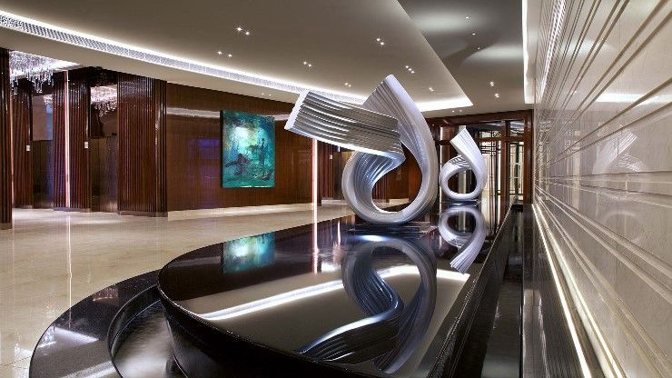 Top Interior Design Companies Hirsch Bedner Associates Best