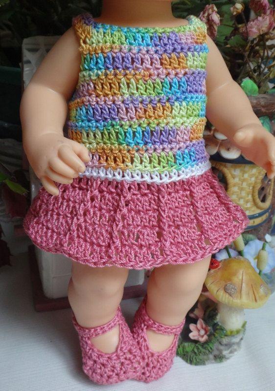 3 Pdf Pattern Crochet 12 13 Inch Hasbro Baby Alive