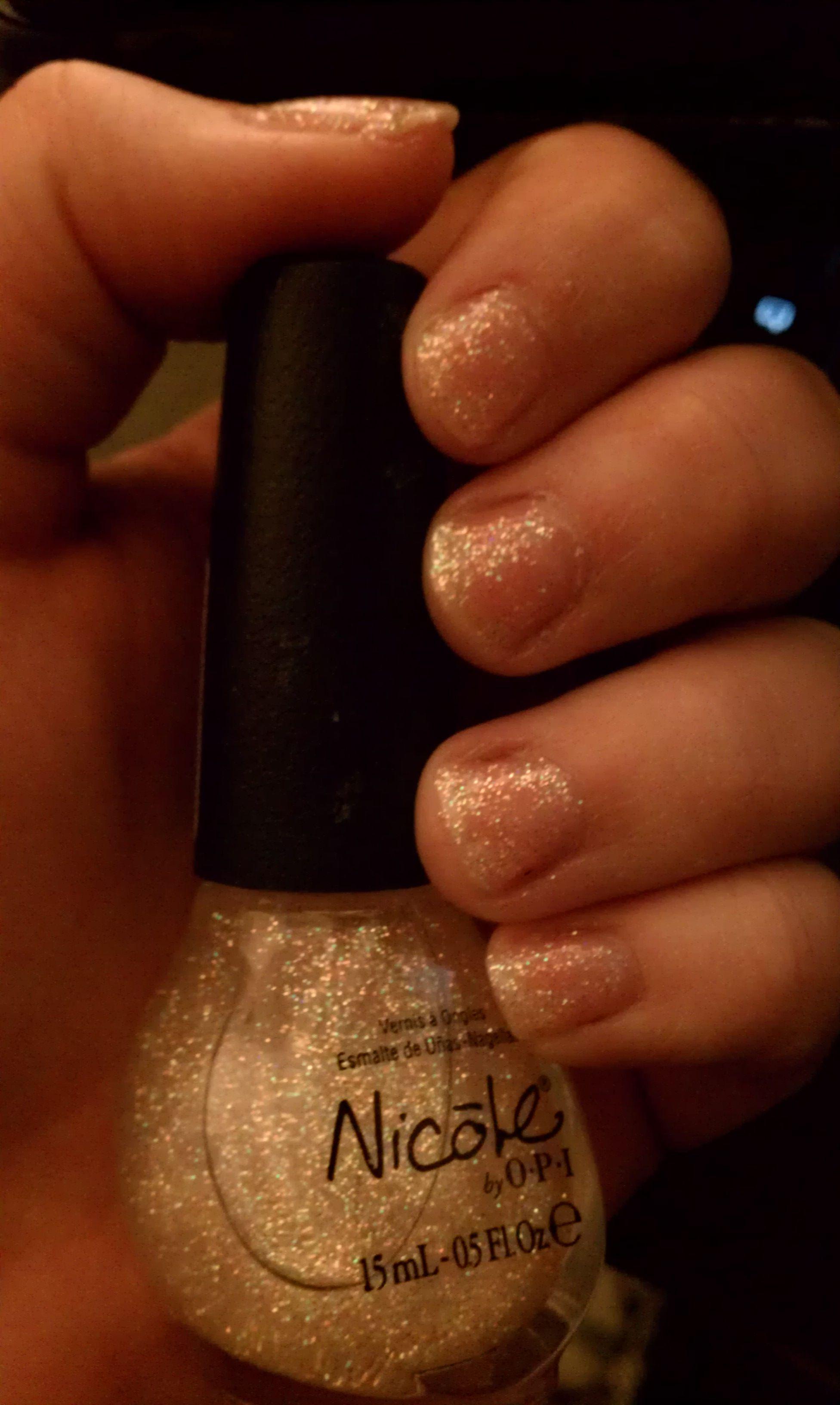 Nicole OPI Kardashian Kollection - Here Kim\'s The Sun | Nail Stuff ...