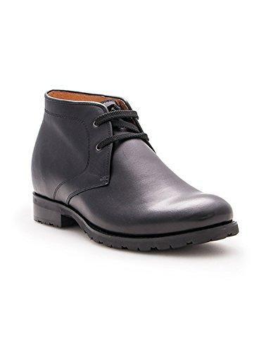 Zapatos negros Zerimar para hombre CtOCy