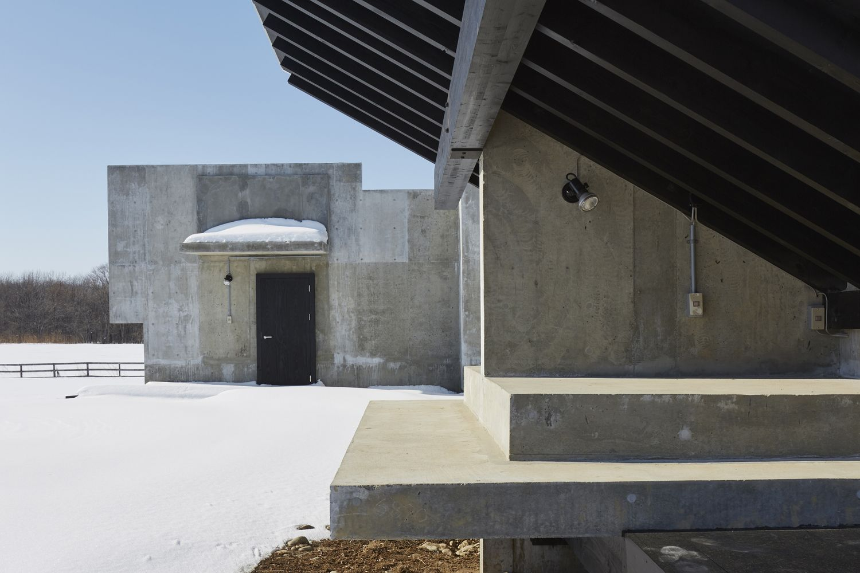 Gallery Of Inverted House The Oslo School Of Architecture And Design Kengo Kuma Associates 7 Casas Arquitetura