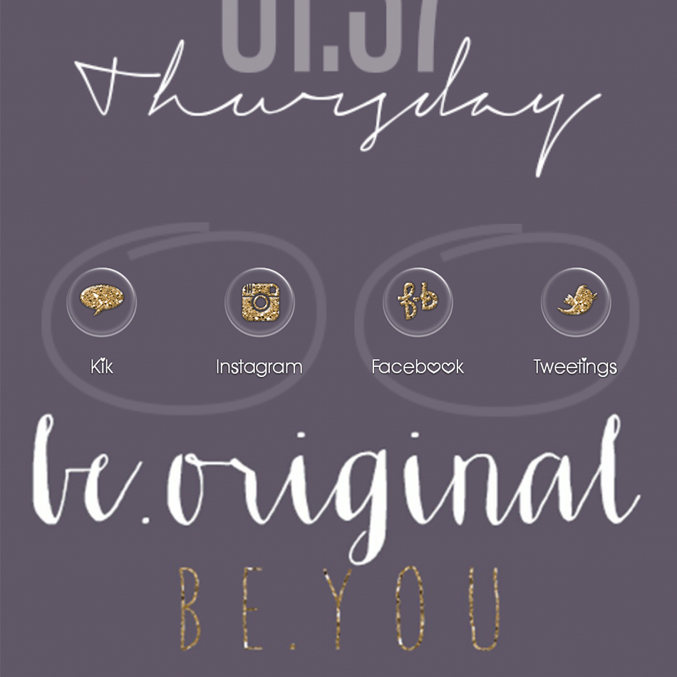 Mommy Lhey: Clearly Bling Icons (Freebies)