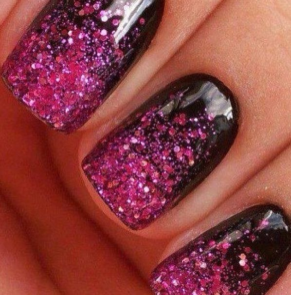 What Does Your Nail Polish Say About You? | Nail polish art, Pink ...