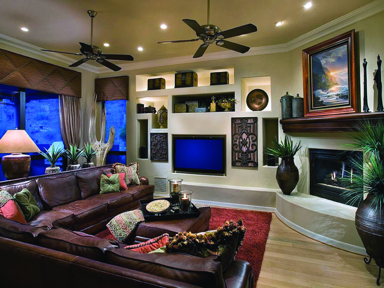 21 Standard Decorating Concepts For Traditional Living Room