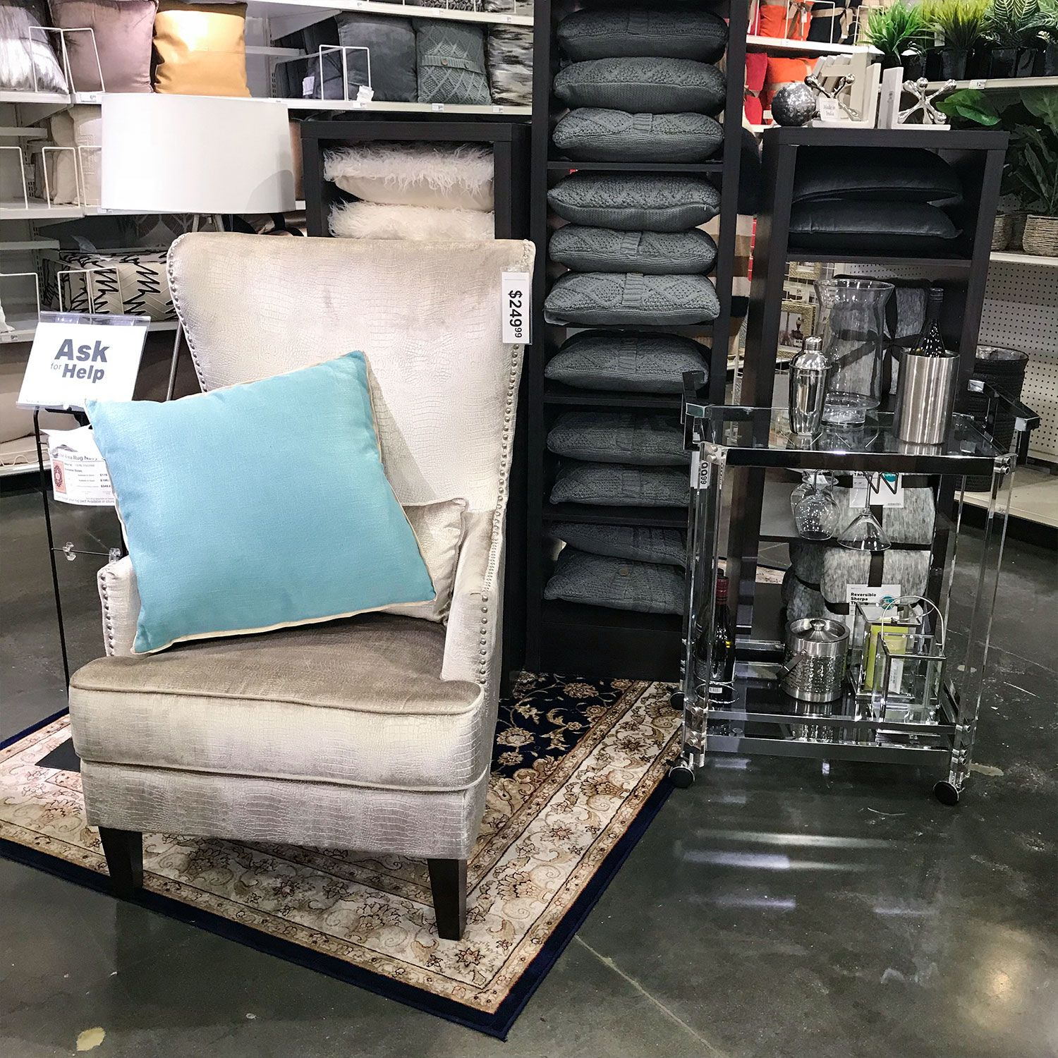 Fine Wingback Accent Chair In Alligator White Chair Also Comes Bralicious Painted Fabric Chair Ideas Braliciousco