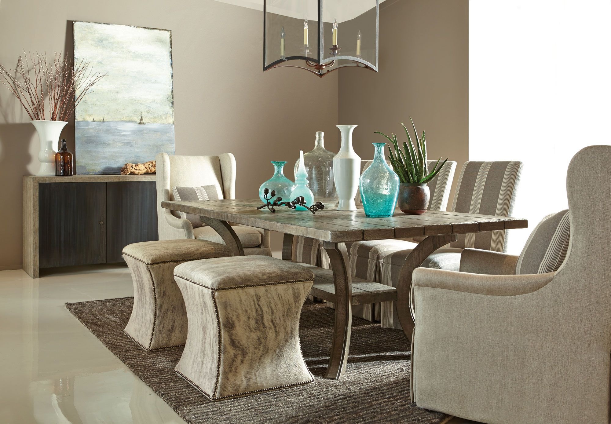 Fell Head Over Heals For The Margot Dining Table At The Furniture