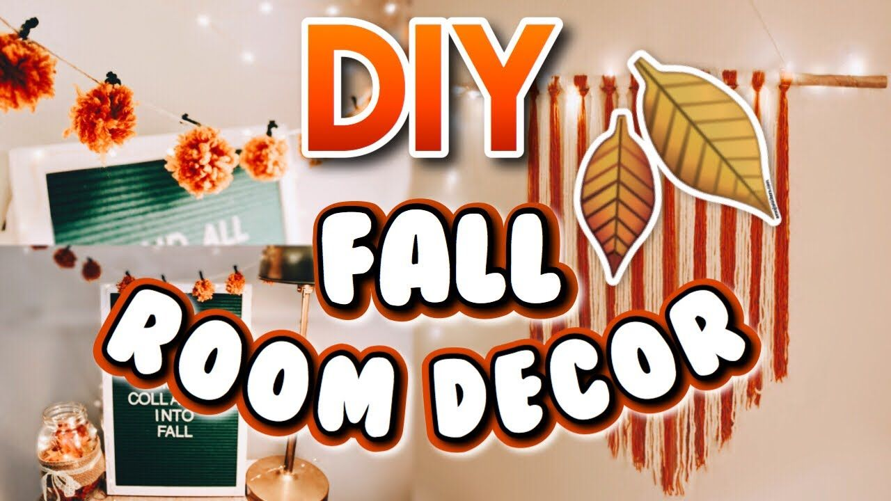 Diy Fall Room Decor Fall Room Decor Diy Fall Room Decor Diy Fall