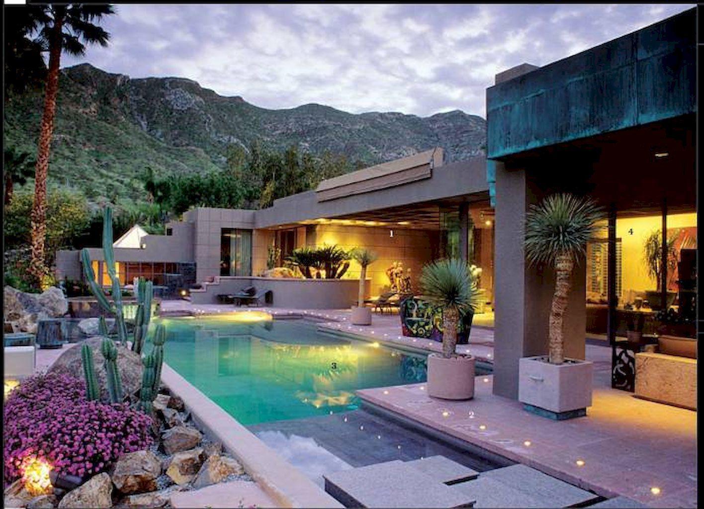 40 Beautiful Arizona Backyard Ideas On A Budget | Backyard ... on Backyard Desert Landscaping Ideas On A Budget id=63563