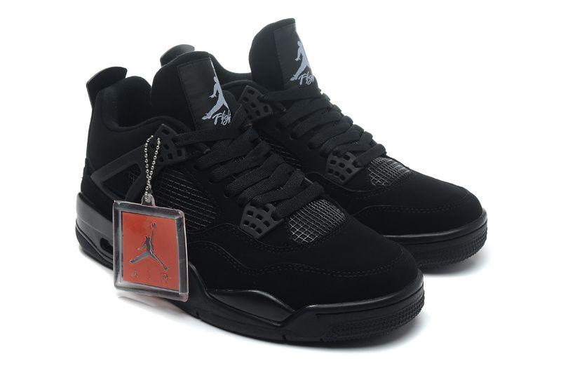 Nike Air Jordan 3 Iii Édition De Chat Noir