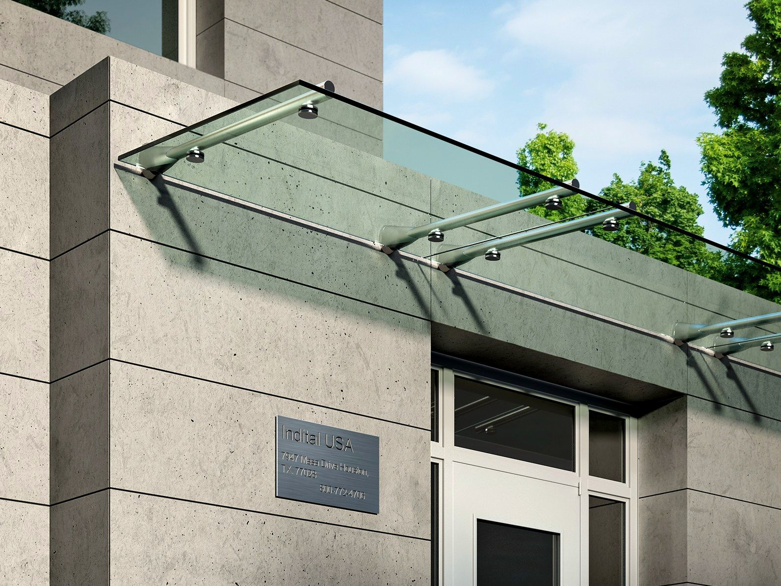 image result for modern canopy for front entrance | modern front