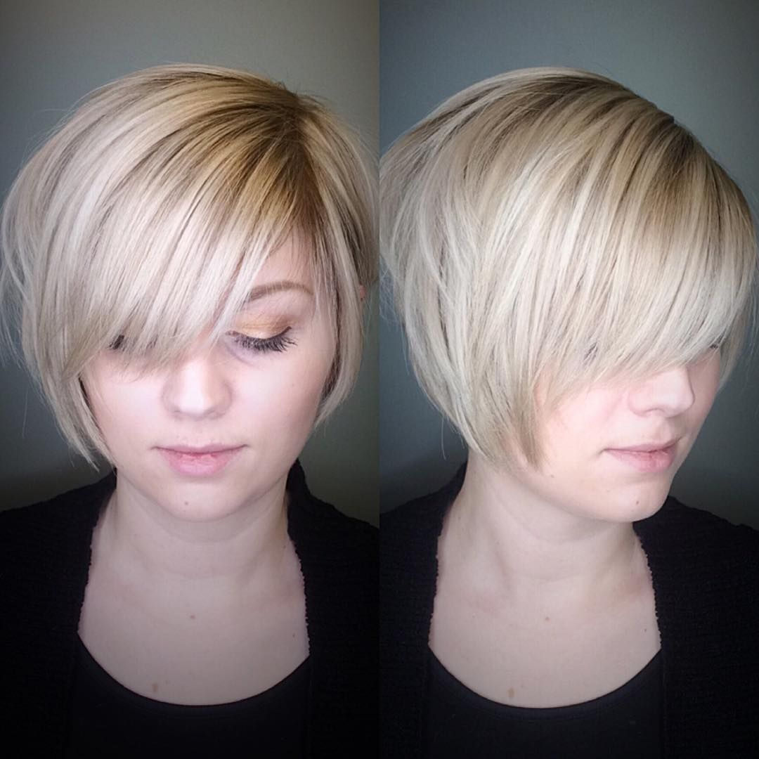 40++ Bob hairstyles for fine hair round face information