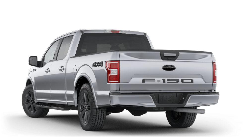 2020 Ford F 150 Xlt 4x4 Black Appearance Package In 2020 Ford F150 Car Ford Hybrid Car