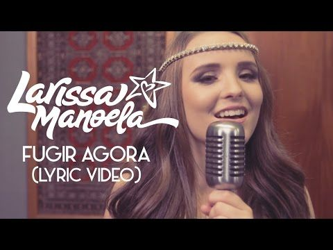 Larissa Manoela Papel De Parede Lyric Video Youtube Videos