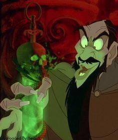 Rasputin Anastasia 1997 Disney Cartoons Disney Movies