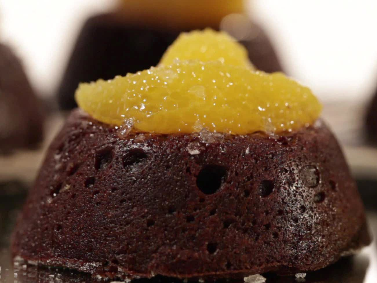 Check out Orange Chocolate Lava Cakes Its so easy to make