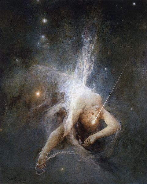 Image result for artwork of falling stars