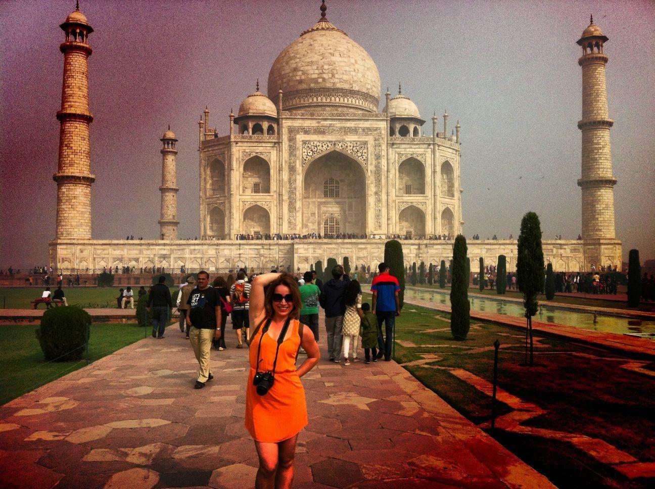 Taj Mahal fun ...