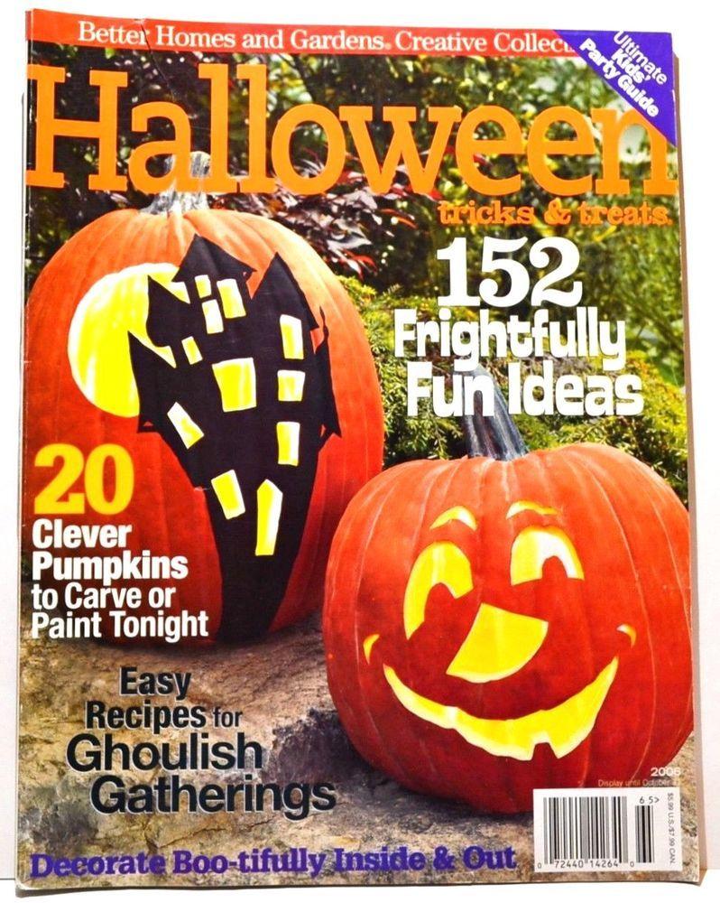 186139fdfd993d6b8e2e373d63e8140d - Better Homes And Gardens Halloween Tricks And Treats Magazine 2017