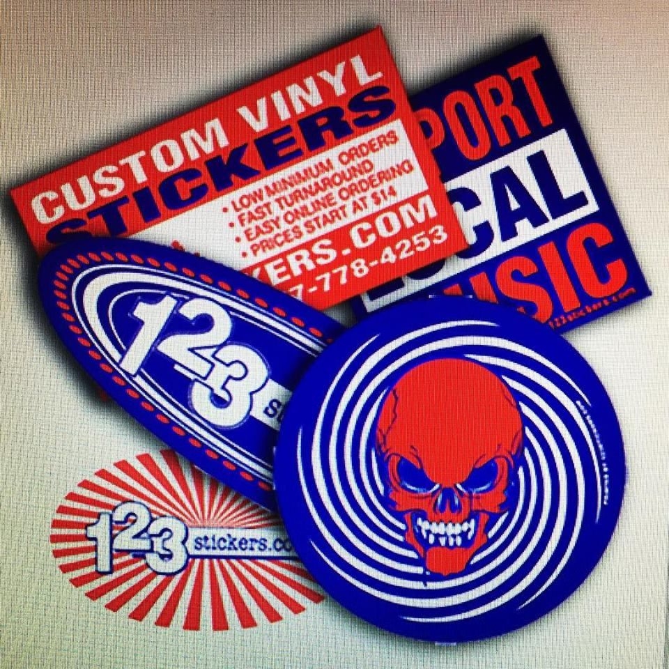 To get your hands on the best custom stickers for your marketing services you need head