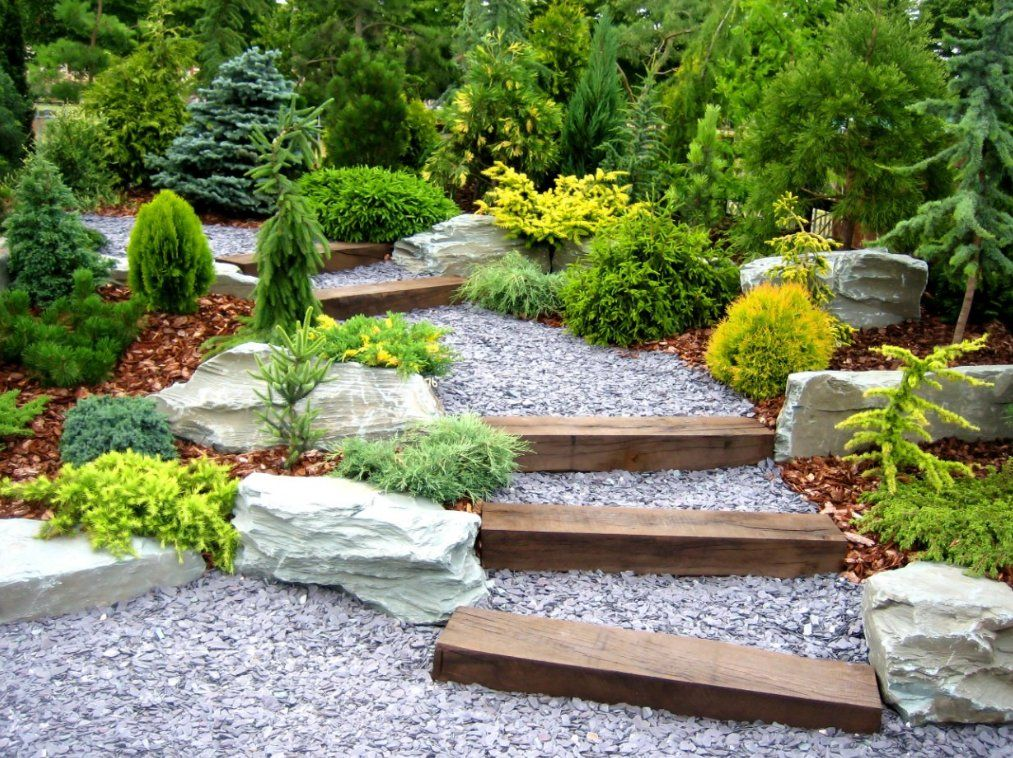 Lovely Japanese Garden Design Ideas with Creative Steps with ...