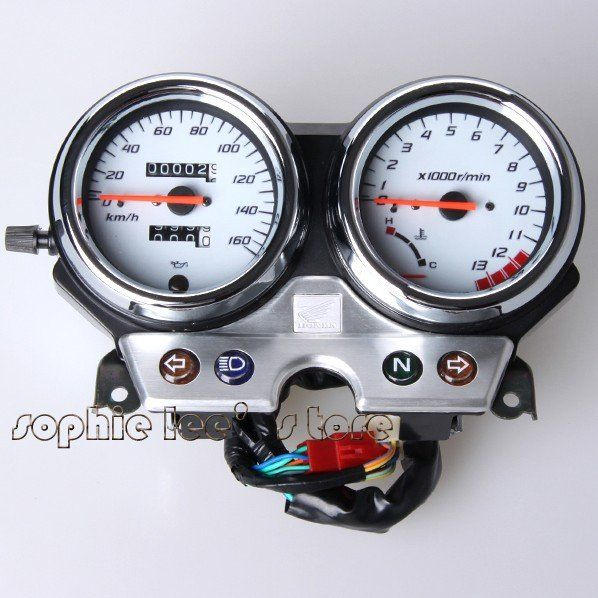 Free shipping durable motorcycle speedometer tachometer for Tachometer for electric motor