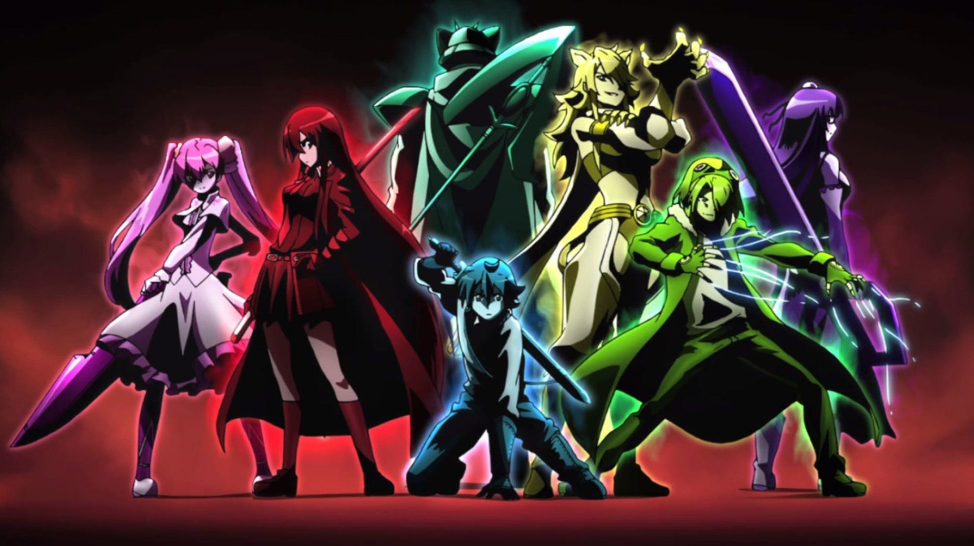 Akame Ga Kill Wallpaper Akame Ga